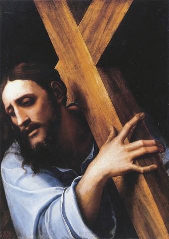 Sebastiano del Piombo, Cristo portacroce,1540 circa, Prado