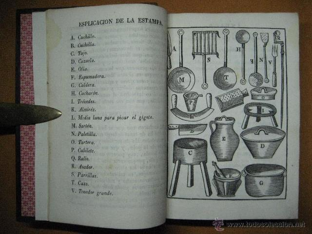 Arte  de  cocina,  pastelería,  bizcochería  y conservería