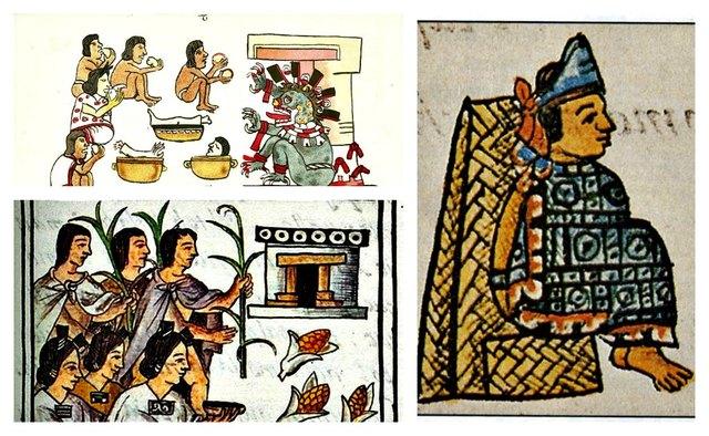 Mesa imperial de Moctezuma