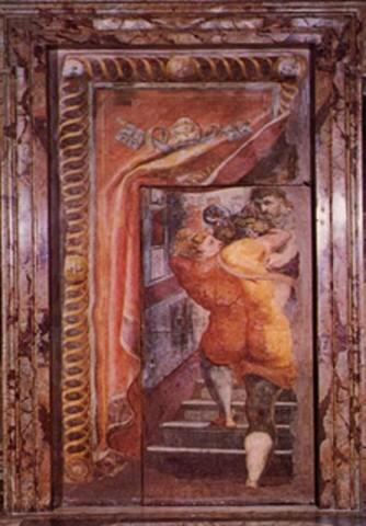 Perin del Vaga et al, Sala Paolina 3. 1545-47