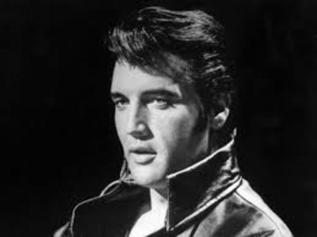 Birth of Elvis
