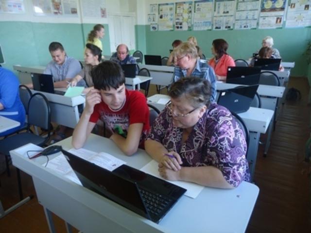 """Запуск проекта «Волонтеры информационного общества"""""""