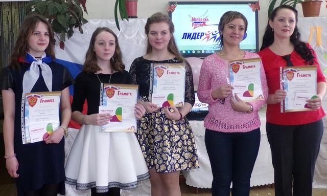 Победы школьных волонтерских проектов в региональном этапе Всероссийского конкурса «Доброволец России»