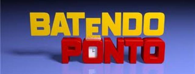 BATENDO PONTO