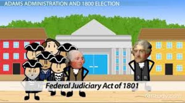 Judiciary Act 1801