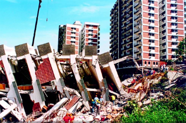 The Collapse of Highland Towers