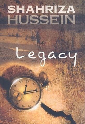 NOVEL: Legacy by Shahriza Hussein