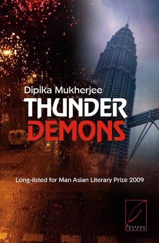 NOVEL: Thunder Demons by Dipika Mukherjee