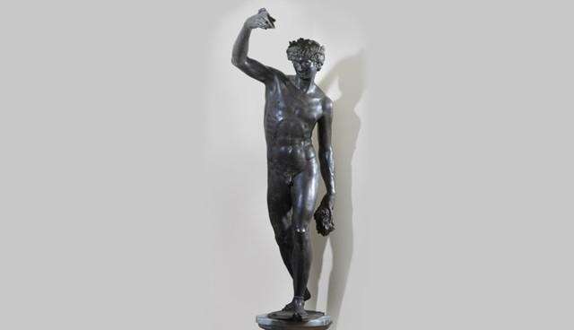 Giambologna,Bacco,1560,bronzo, 208 cm,Bargello