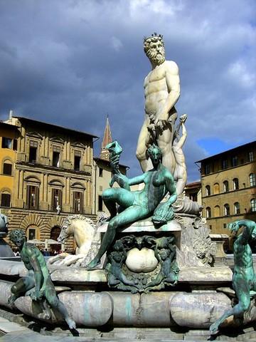 Ammannati,Fontana del Nettuno,1560-65