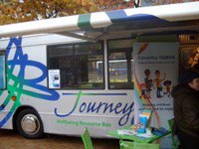 The Year of Wellbeing Bus Tour - Manor (11:00 - 14:00)