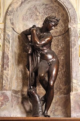 Giambologna,Apollo,1573, 62 cm,bronzo,Studiolo di Francesco I