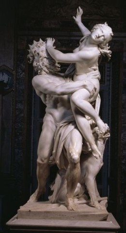 Bernini,Ratto di Proserpina,1621-22,Galleria Borghese