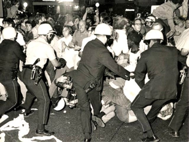 Riots of Democratic Convention