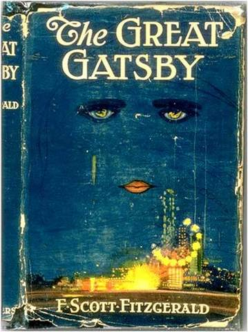 The Great Gatsby is published by F. Scott Fitzgerald
