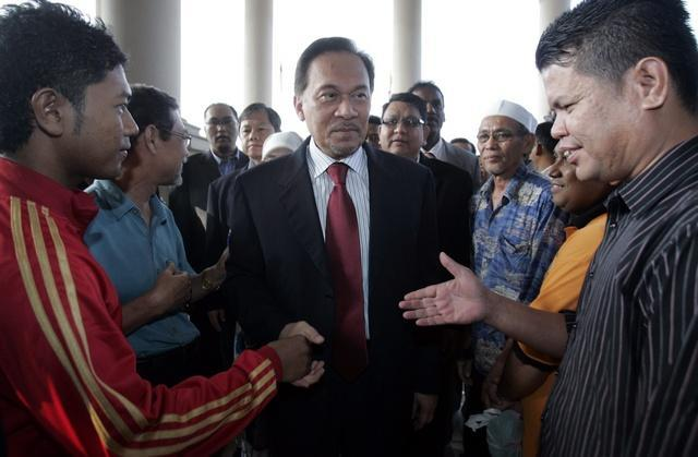 2 February 2010: Second time of Anwar Ibrahim's sodomy trial