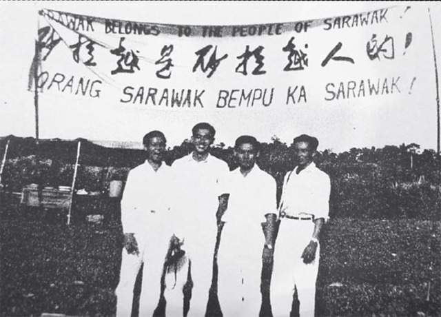 End of the Communist Insurgency in Sarawak