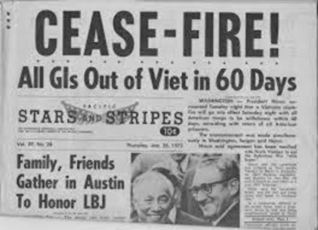Ceasefire in Vietnam