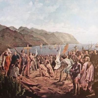 Edad Media y la Edad Moderna en Canarias timeline