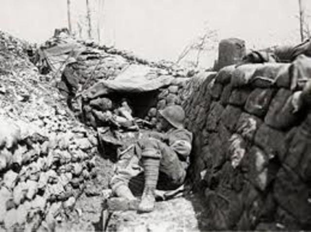 La I guerra mondiale