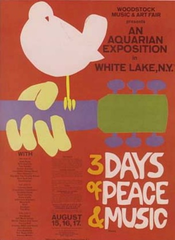 Woodstock Begins