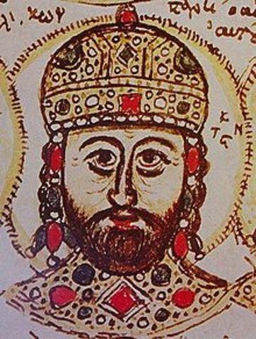 Ο Κωνσταντίνος Παλαιολόγος γίνεται ο τελευταίος αυτοκράτορας του Βυζαντίου