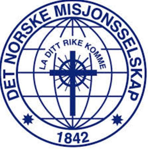Stiftelsen av det norske misjonsselskap