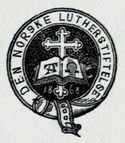 Dannelsen av Den Norske lutherstiftelsen