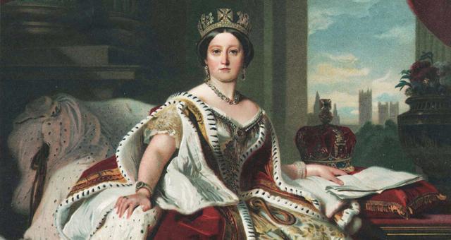 Victoria becomes queen