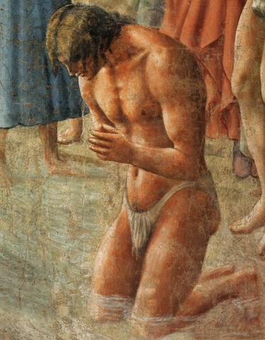 Masaccio lavora alla cappella Brancacci