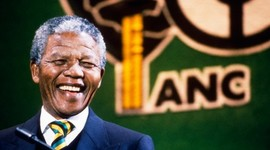 Nelson Mandela : 1918 - 2013 timeline