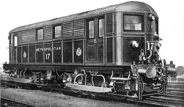 First Electric Railway