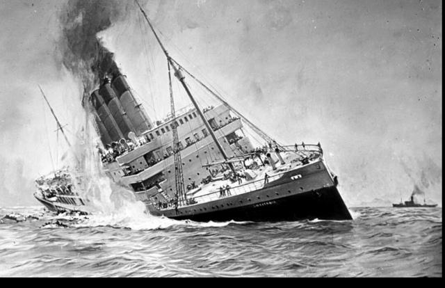 Sinking of Luistania