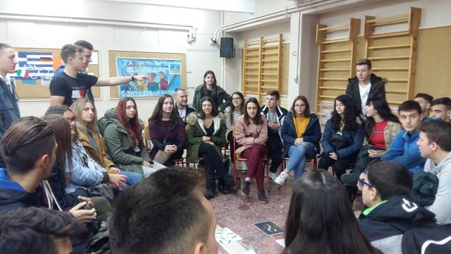 """2η ημέρα κινητικότητας στην Αθήνα """"Think Circular to prepare the future"""""""