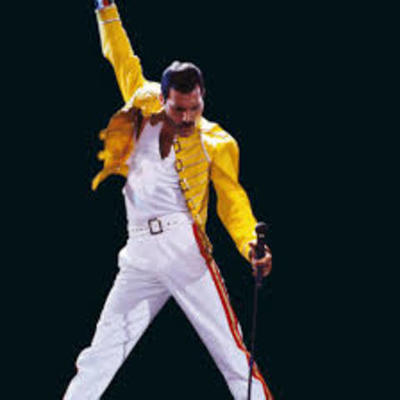 The Life of Freddy Mercury timeline