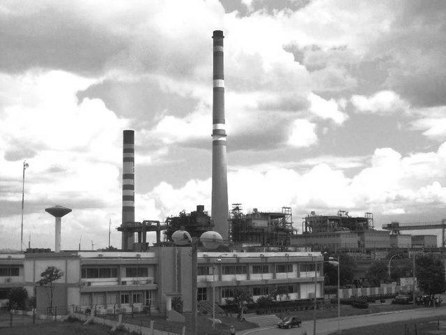 Puesta en marcha Termoeléctrica
