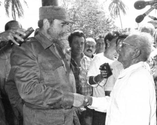 Fidel recorre entidades
