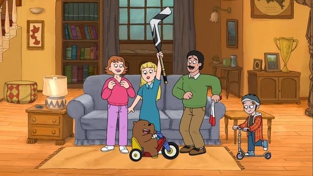 8 серия «Family Troubles»