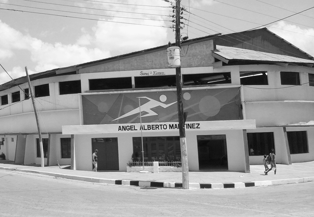 Coliseo Deportivo
