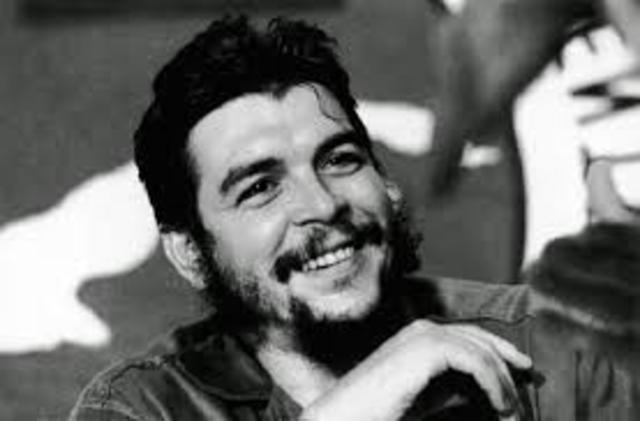 Visita del Che