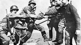 De la Seconde guerre mondiale à la fin de la Guerre froide timeline