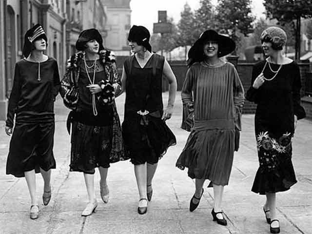 The Flapper Movement