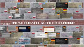 Geschichte der Berliner Mauer - 1961-1970 timeline