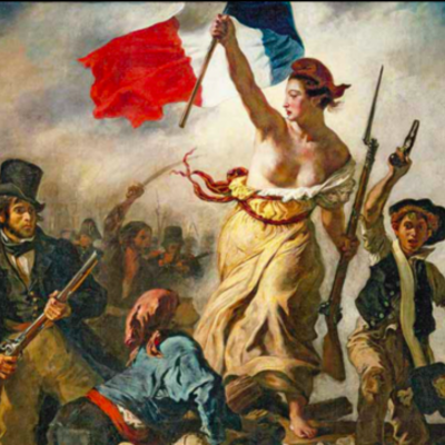 Fris Cronològic sobre la Revolució Francesa timeline