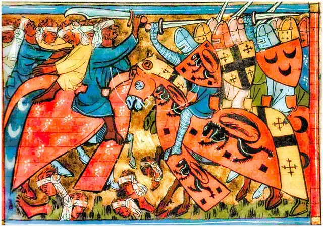 Batalla de Santa Engracia o del Gévora