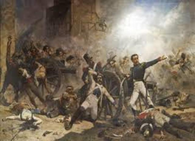 Comienza la retirada francesa de Portugal