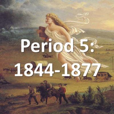 APUSH Period 5 timeline