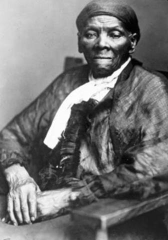 Harriet Tubman's escape from slavery
