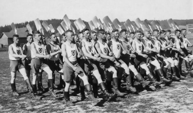 Nazis Induction