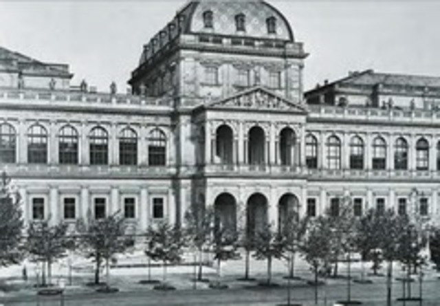 Returned to Vienna to study